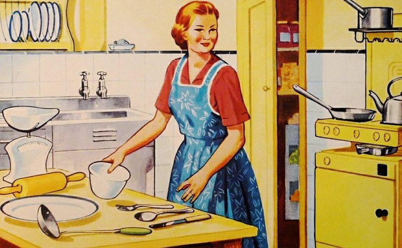 Исповедь домрабыни или как объяснить мужу, что я устала от быта?