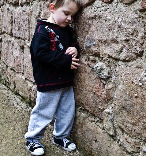 Ребёнок осознаёт свою вину за гибель семьи