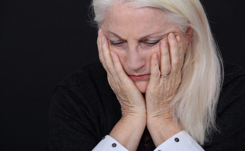 Я не жалуюсь, просто очень обидно, когда «старая бабка» уже не входит в праздничные планы своих детей и внуков