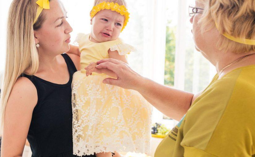 Я вышла на пенсию, и дочь спихнула на меня внука. Она не работает, а устраивает личную жизнь. А меня обвиняет в эгоизме!