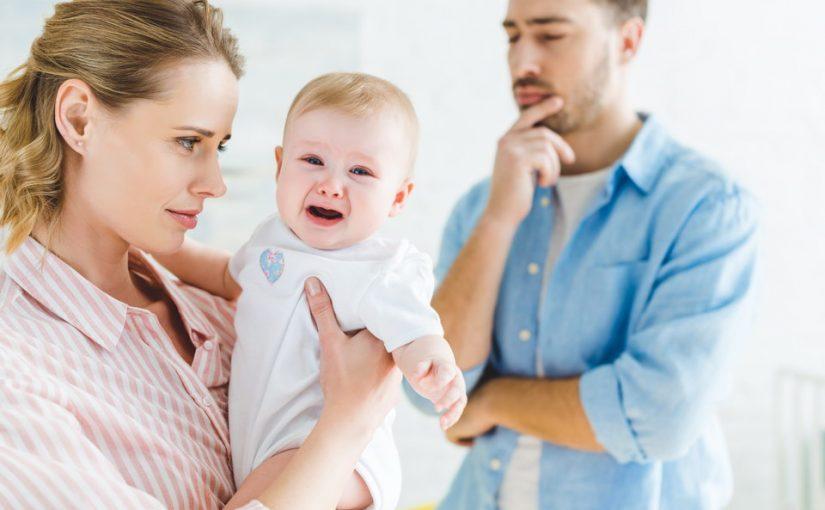 Ждали рождение ребёнка, думала — не нарадуемся. Но мужа словно подменили. Я счастлива, а муж всегда недоволен