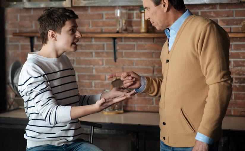 Почти 20 лет был для меня сыном, а теперь он вспомнил, что усыновлен. А почему? Я не дал денег