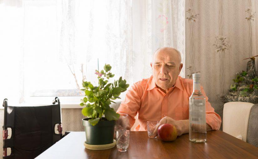 Боюсь до ужаса: мой отец был алкоголиком, а сейчас, выйдя на пенсию, и муж стал прикладываться к бутылке