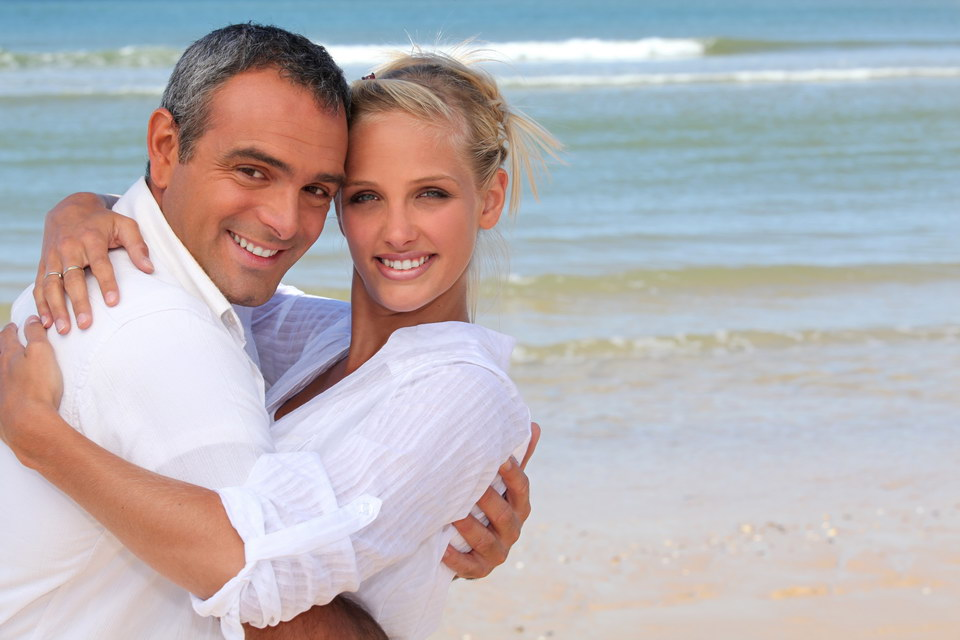 Молодой парень и женщина фото — img 9