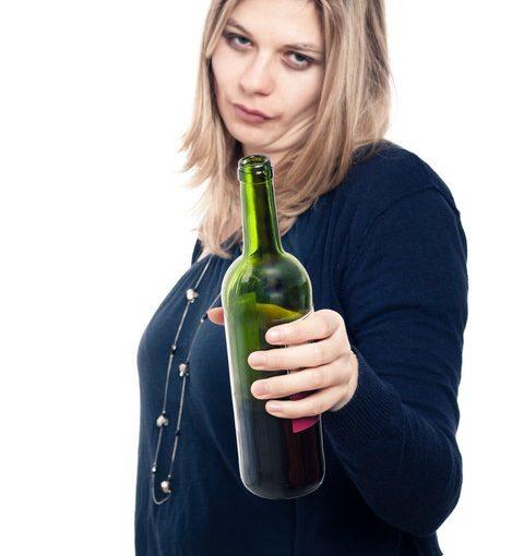 Моя жена стала алкоголичкой…
