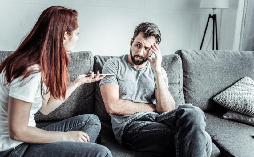 Муж не хочет искать работу. Как его вразумить, что он обязан содержать семью