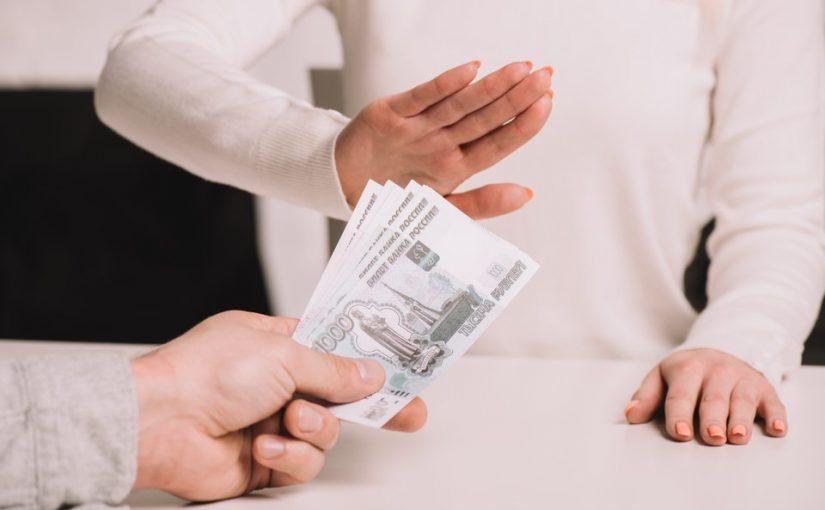 Неужели женщины ради денег готовы на все?