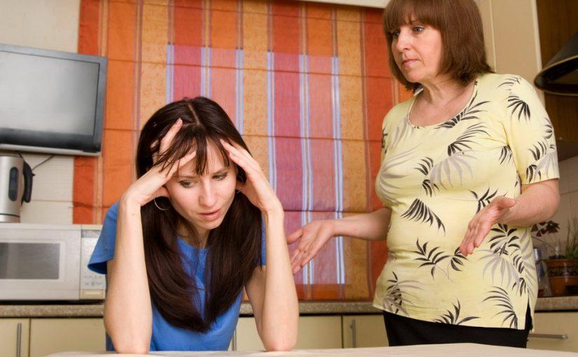 Познакомила жениха со своей мамой, а потом он меня бросил