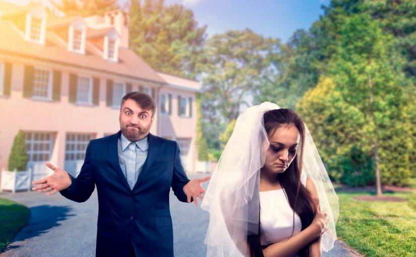 Не понимаю. Любишь женщину, но при этом никак не можешь принять её дочь. Зачем вступать в брак?