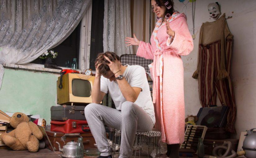 Стыдно перед ребёнком за то, что он видит и слышит «нашу грязь» из-за развода и делёжки. А как иначе?