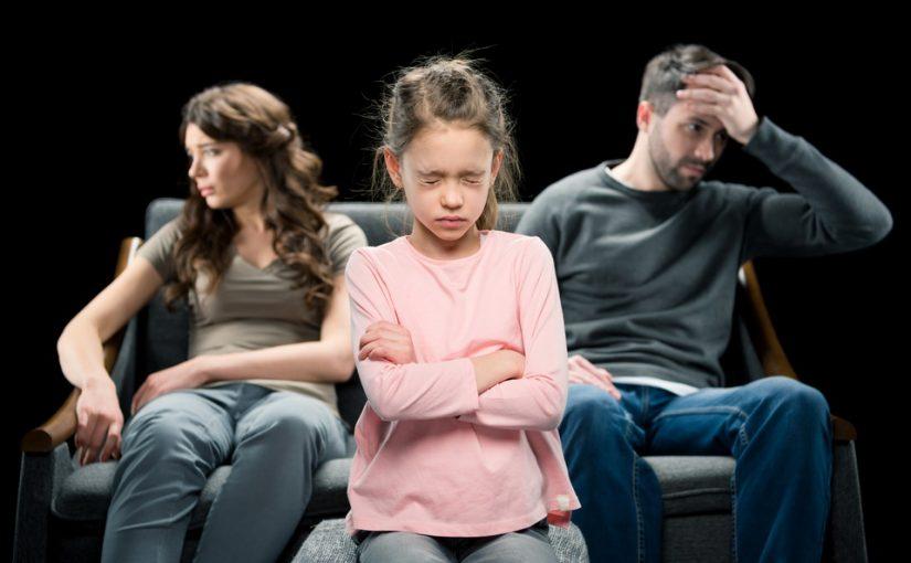 Боюсь, что наши ссоры дают больше вреда, чем наше решение не разводиться ради ребёнка