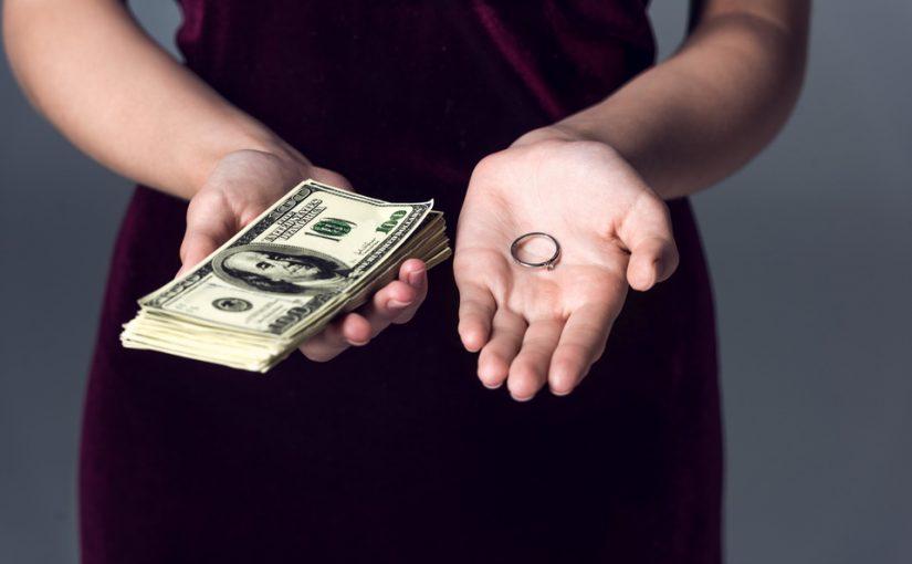 Для женщины главное дети и то, что я хочу выйти второй раз замуж «за кошелёк», нет ничего постыдного
