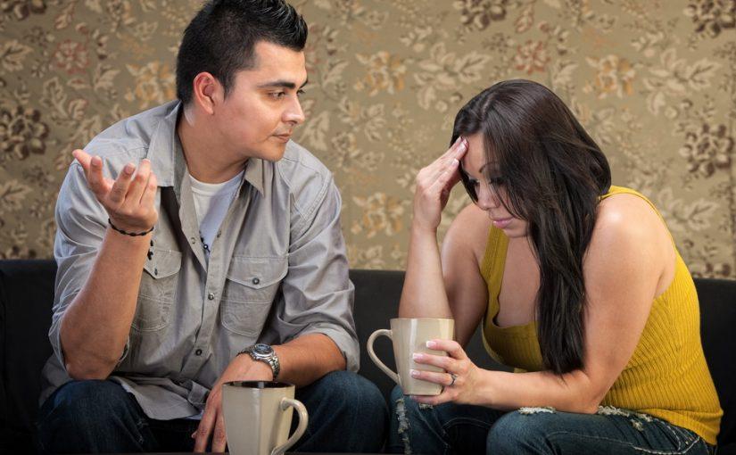 Думал жена сама понимает, что пора бы худеть. А она ничего не делает, уже годами. Как это понимать?