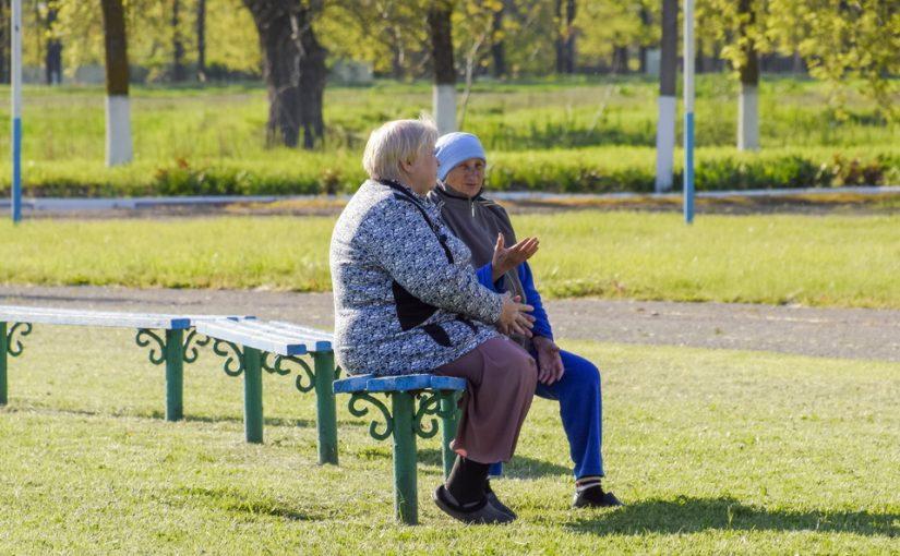 Отправить стариков в дом престарелых это не жестокость. Лучше так, чем через несколько лет начать друг друга ненавидеть